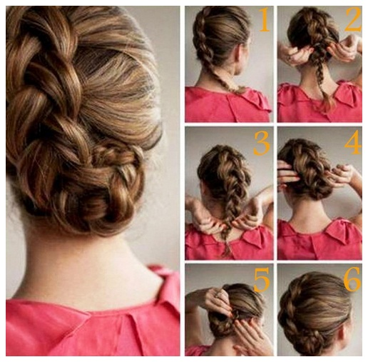 quick-braided-hair-style