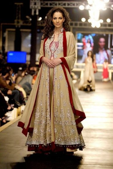 Pakistani Fashion Designer Dresses Girls Mag