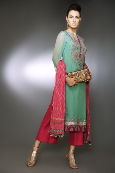Pakistani fashion designer dresses girls mag Pakistani fashion designers
