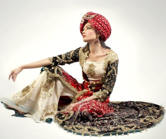 Mughal Style Dresses Girls Mag