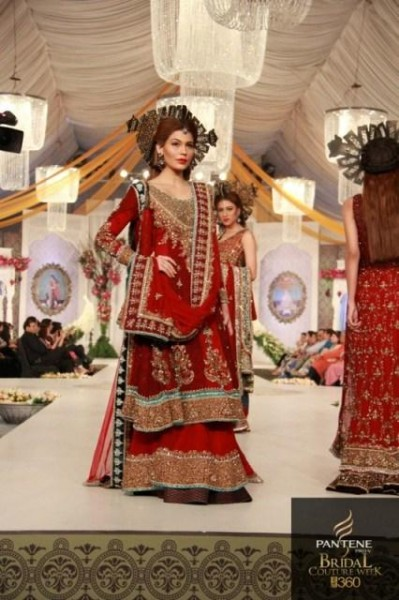 Ammar-Shahid-Winter-Wear-Collection-at-Pantene-Bridal-Couture-2013-2014-7