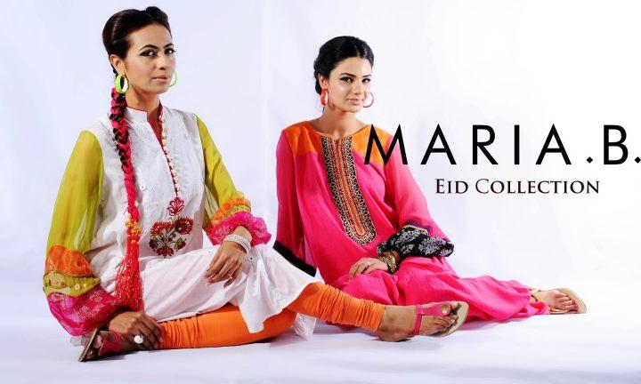 MARIA.B @ Eid Dresses