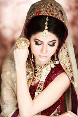 Pakistani Bridal Makeup l Latest New Bridal Wedding Makeup
