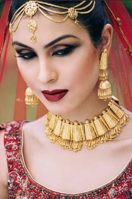 pakistan bridal makeup. (9)