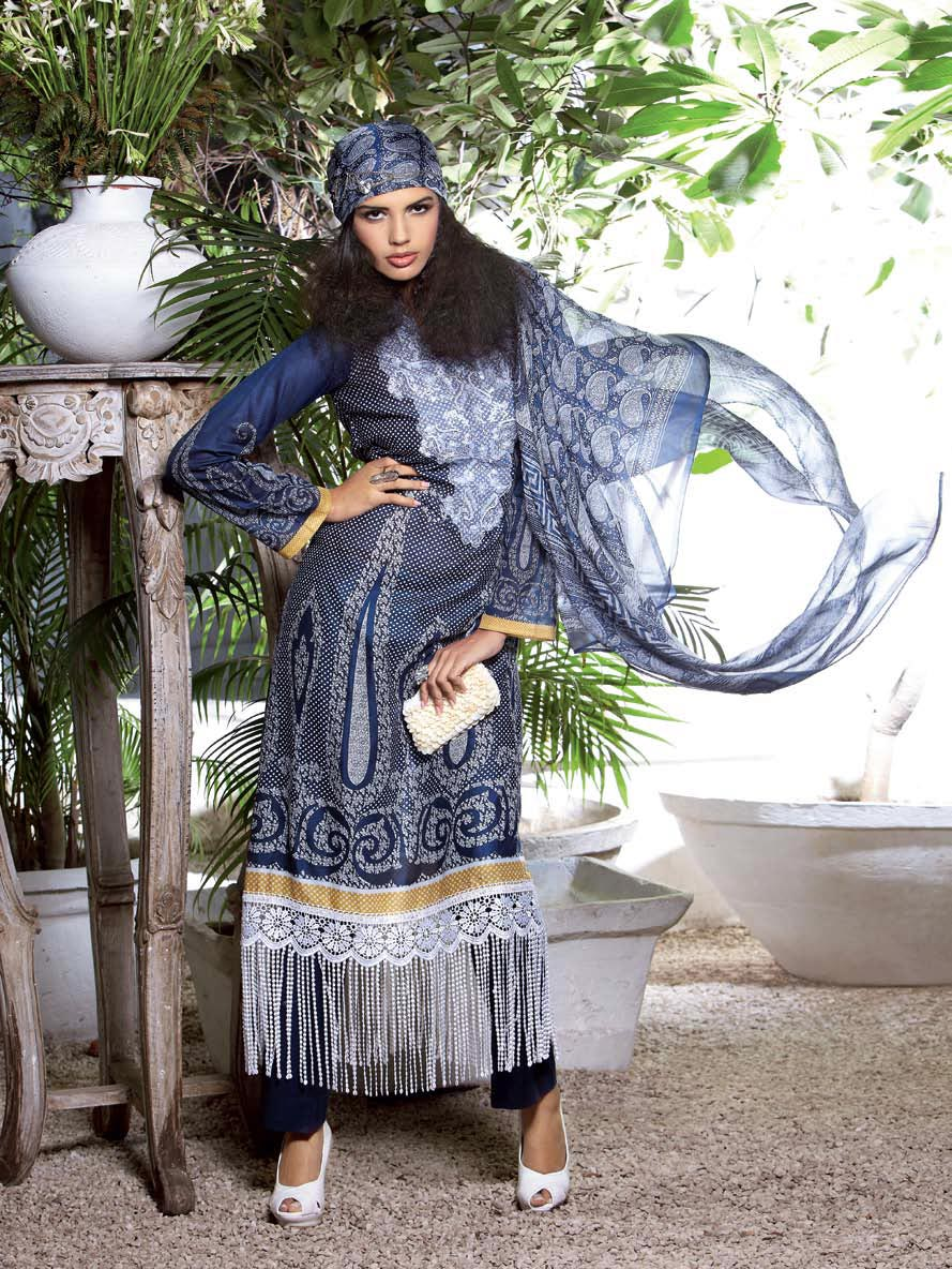 gul-ahmed-stylish-lawn-long-shirt-design