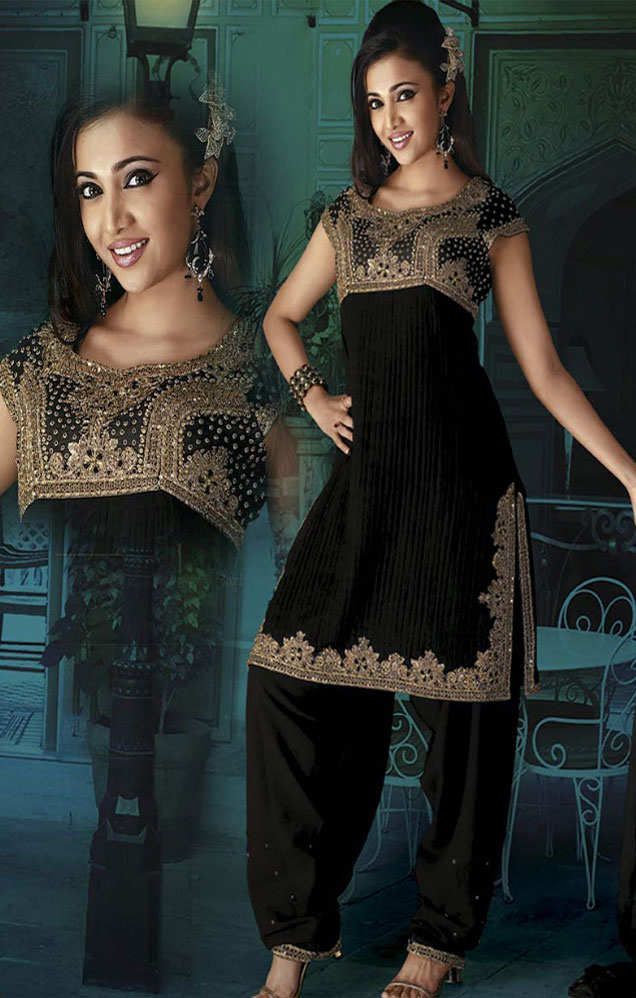 New-Patiala-Kameez-Shalwar-For-India-GIrls-Fashion-2013-14