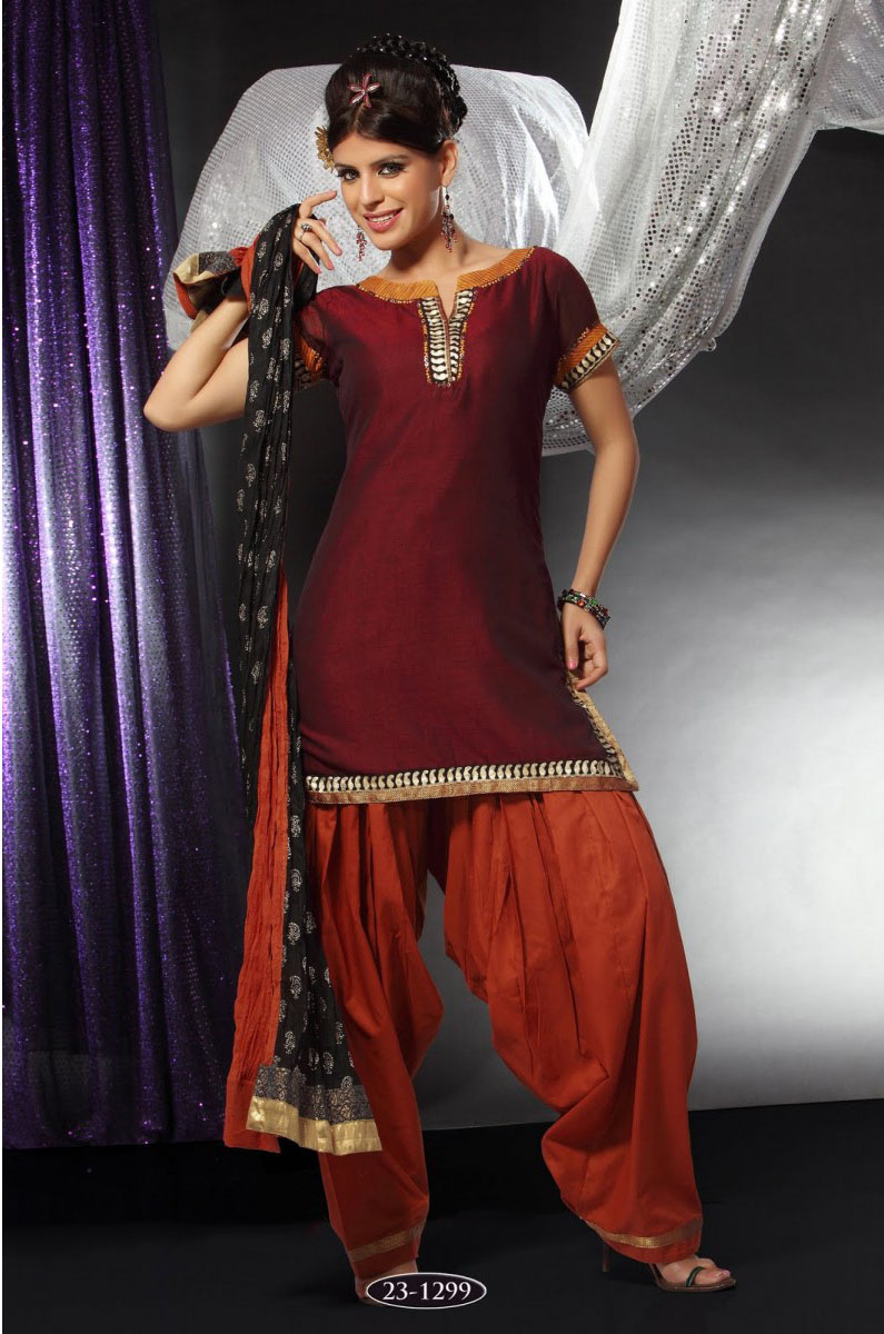Patiala-Salwar-2013-14-for-Indian-Girls-women-For-Wedding