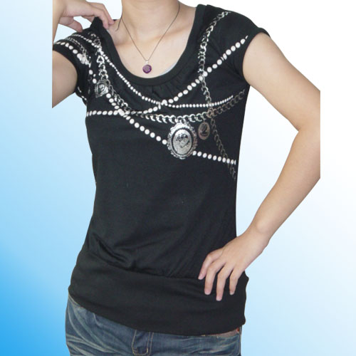 Ladies-T-Shirt-072302030-