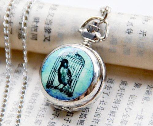 10pcs-1-lot-25mm-antique-girls-womens-font-b-beautiful-b-font-silver-bird-Cage-font