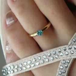 Toe Rings are One of the Most beautiful Gifts for girls this Christmas 2012-13