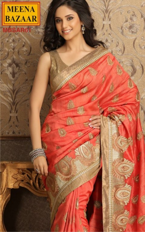 Elegant-Silk-Saree-Collection-Only-at-Meena-Bazaar