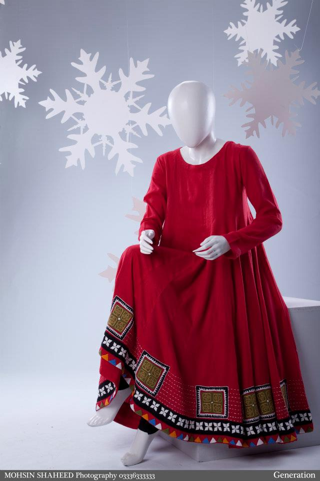Stylish-Winter-dresses-for-Girls-2012-by-Generation-3