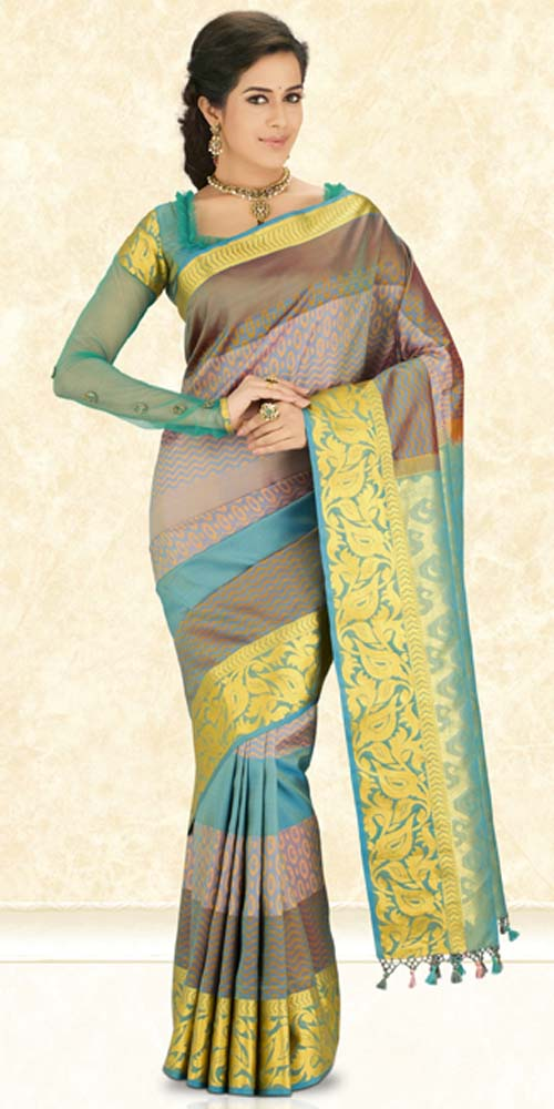 Traditional-Pure-Silk-Sarees-Collection-2013-2014-2