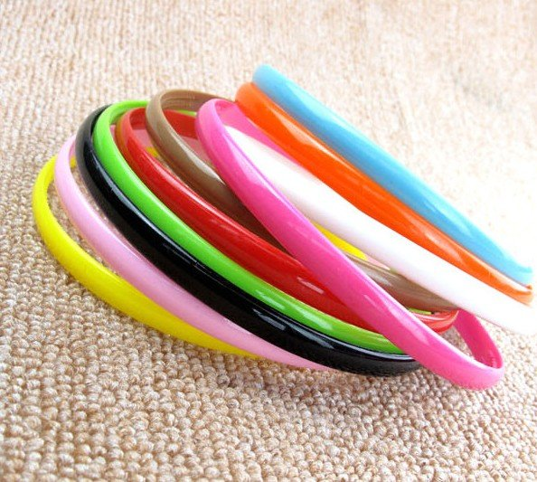 Wholesale-Colorful-Hairbands-Head-Bands-Plastic-Hair-Band-free-shipping