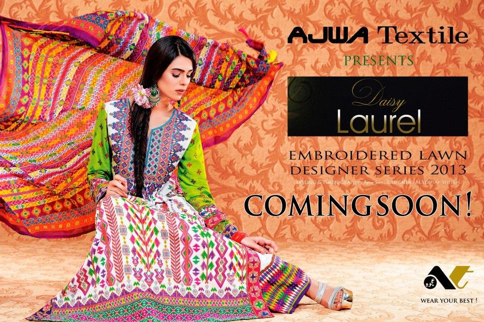 Exclusive-Embroidered-Lawn-Collection-2013-By-Ajwa-Textile-12