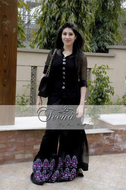Teena-Latest-luxury-pret-Wear-Collection-2013-at-Fashion-Pakistan-Lounge-4