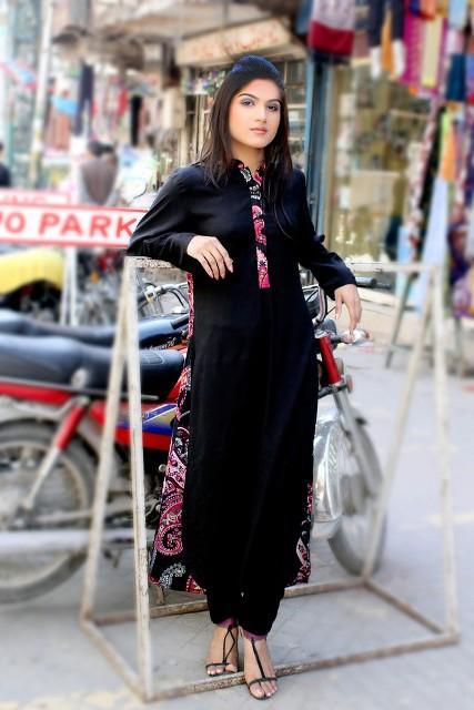 ladys latest kurti