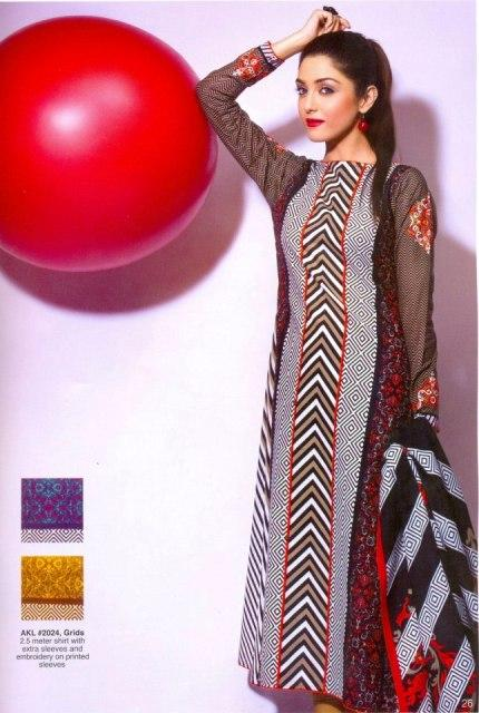 Latest-Winter-Khaddar-Linen-Cotton-Dresses-2012-by-Alkaram-Textile-11
