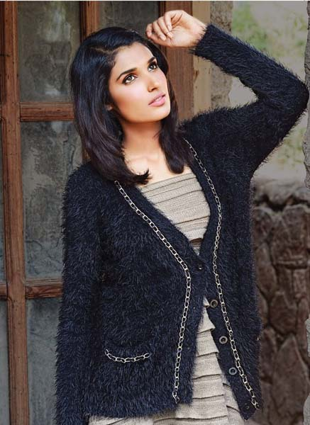 Bonanza Winter Sweaters Designs 2014 For Women Girls Mag