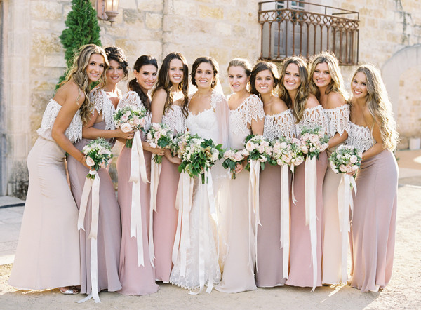 Wedding Dresses Bridesmaid
