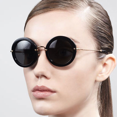 New-fashion-2015-women-vintage-sunglasses-round-colorful-Glasses-reflective-lens-metal-font-b-arms-b