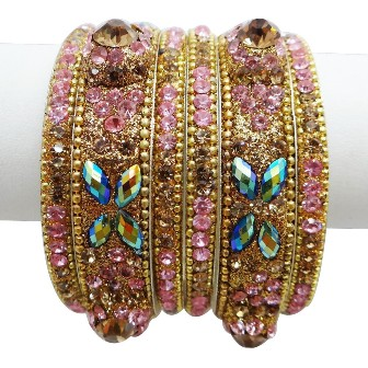Stylish-Women-Accessories-Unique-Bangles-For-Teen-Age-Girls-2014-1