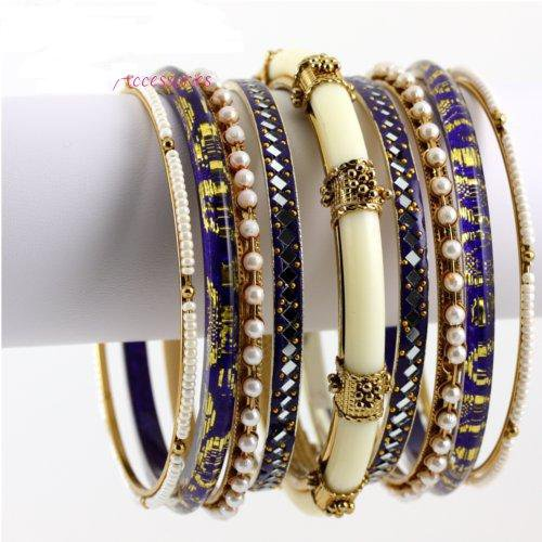 Stylish-Women-Accessories-Unique-Bangles-For-Teen-Age-Girls-2014-8