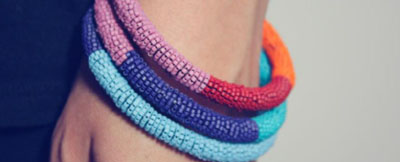 Trendy-Handmade-Christmas-Bangles-2014