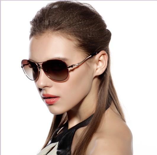 2013 most popular sunglasses women polarized cr 39 high quality lens