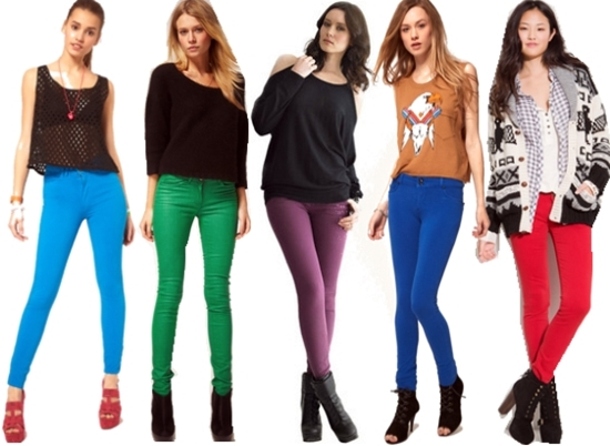 Colored-Skinny-Jeans-for-Women-Create-Your-Own-Style-Statement4