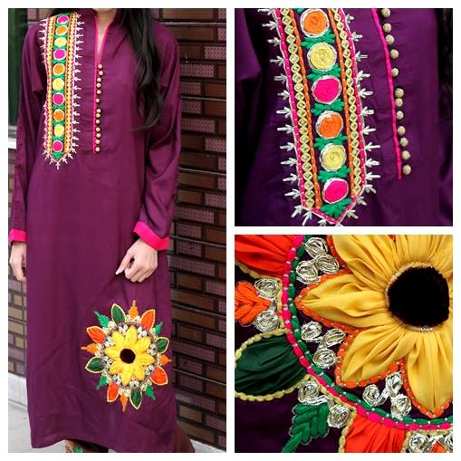Colorful-Dresses-for-Girls-With-Stylish-Palazzo-by-Satrangi-2014-11