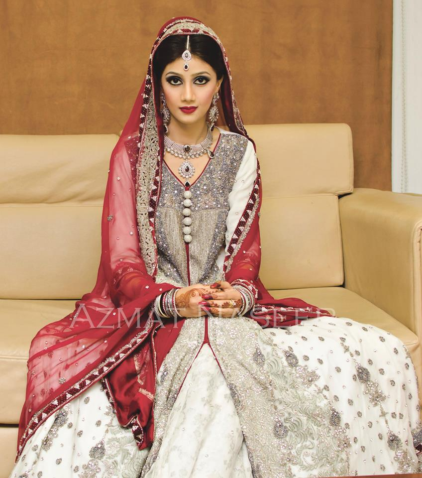 Latest Bridal Dresses In Pakistan