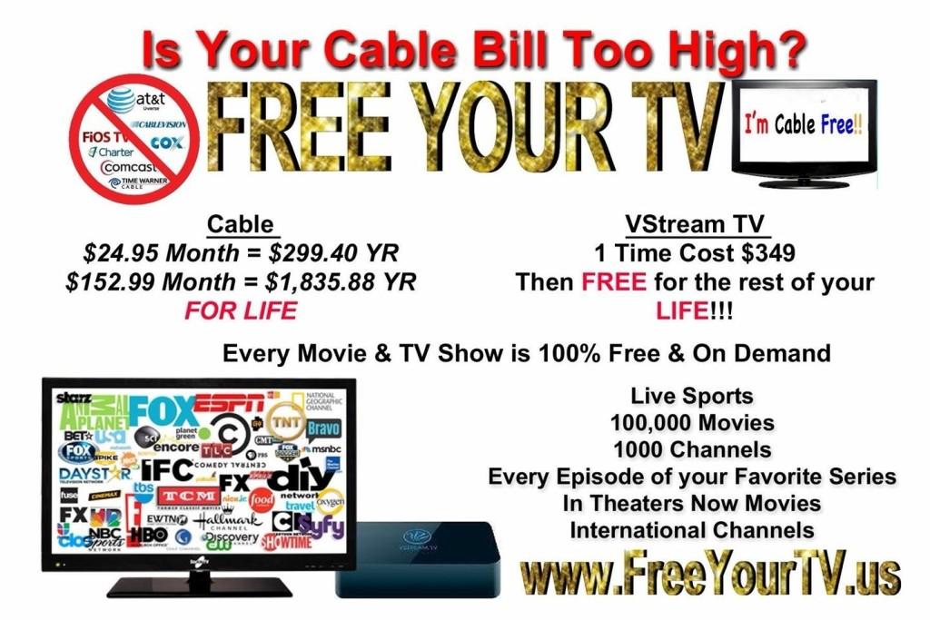 V_Stream_TV