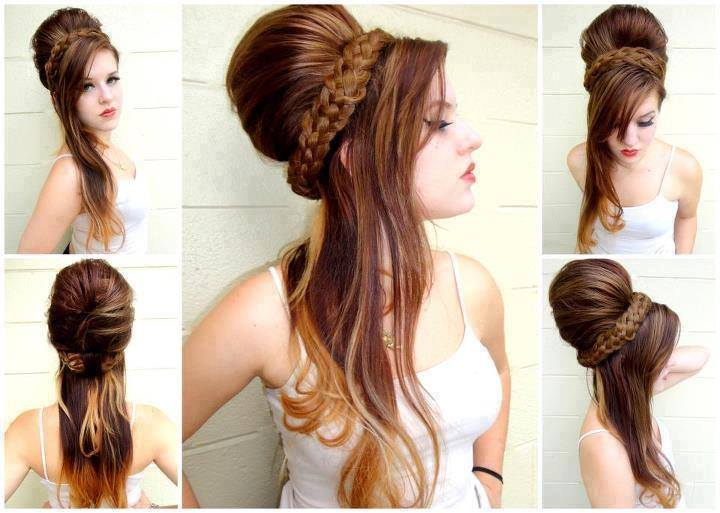 Party Hairstyle Collection Girls Mag