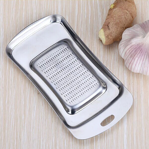 ECALOO Stainless Steel Grater