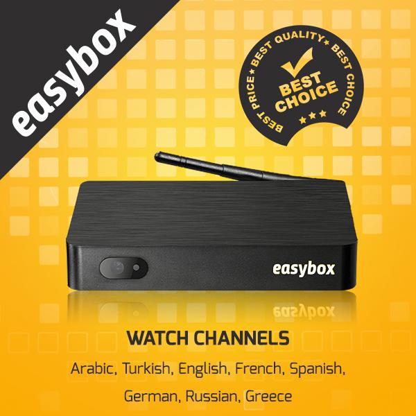 IPTV Easybox