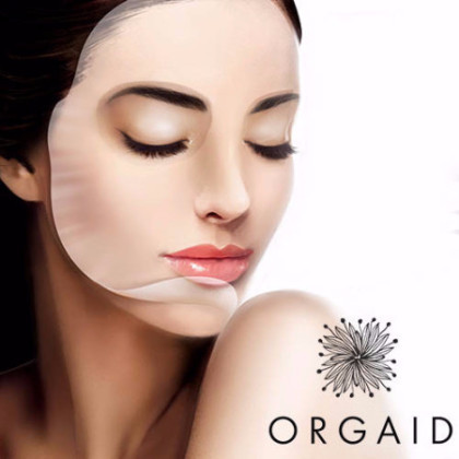 Orgaid's sheet mask