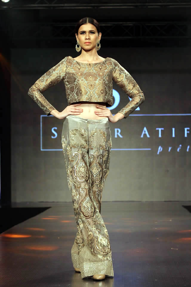 Shaan-e-Pakistan Fashion Show 2015