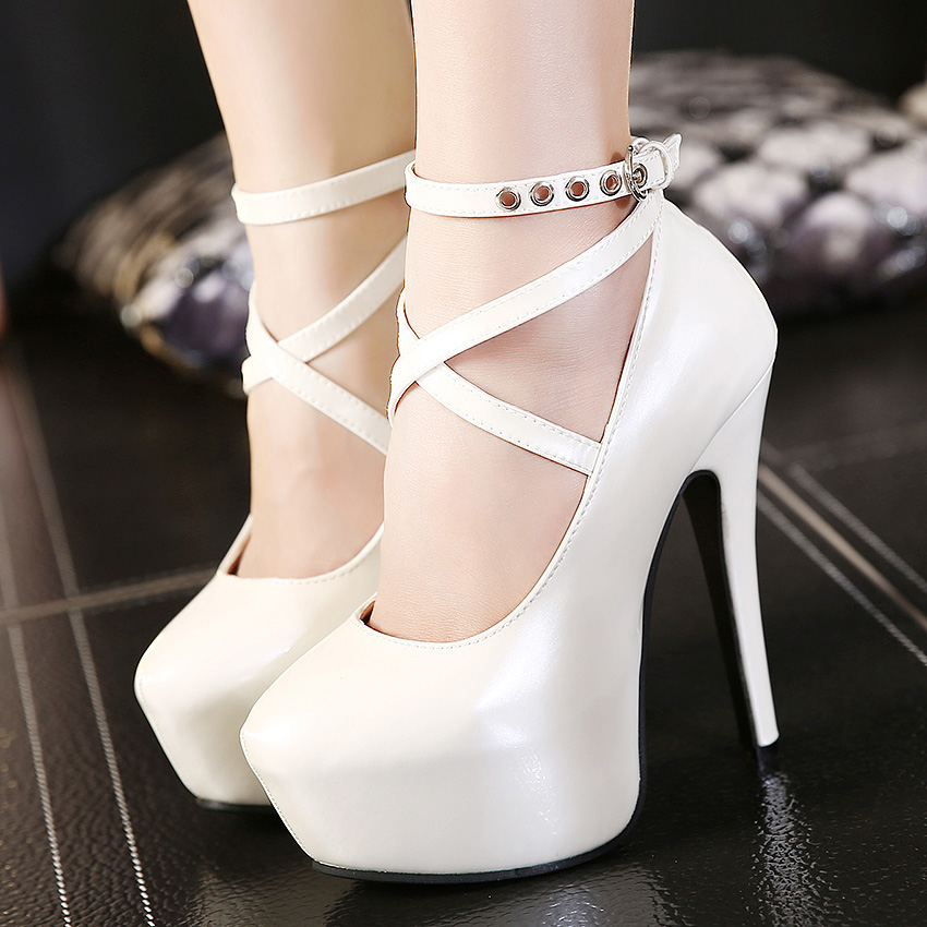 High Heel Pumps Shoes For Winter