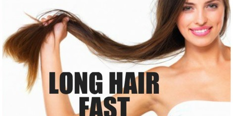 How To Get LONG Hair SUPER FAST