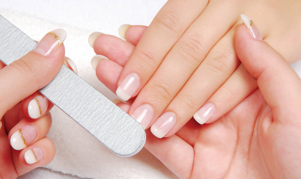 healthy fingernails