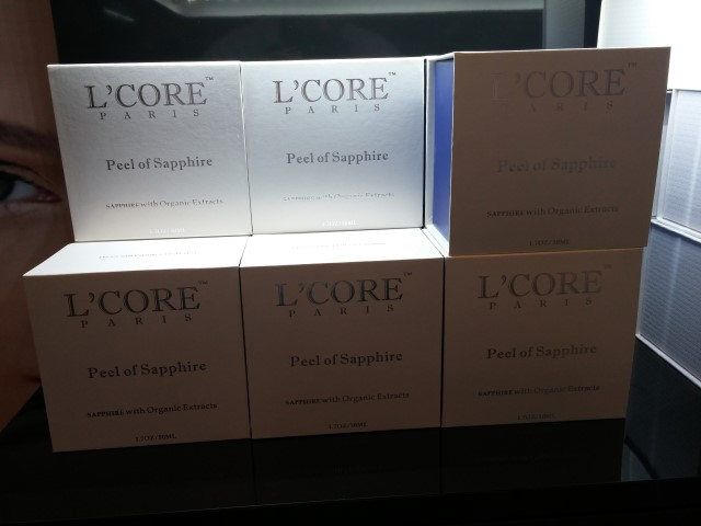 L'Core Paris cosmetics