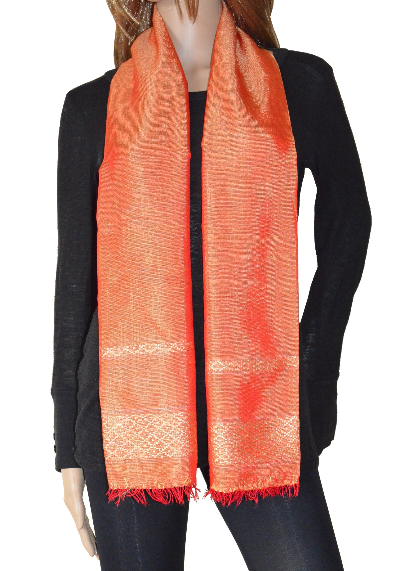 Scarf_Medium_Orange