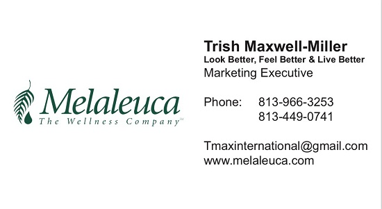 Melaleuca The Wellness Company Girls Mag