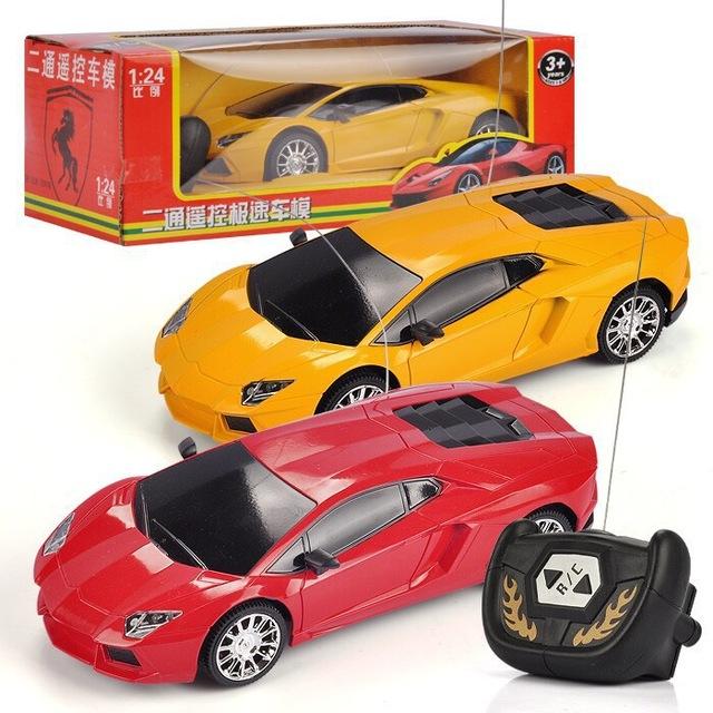 Baby RC Car