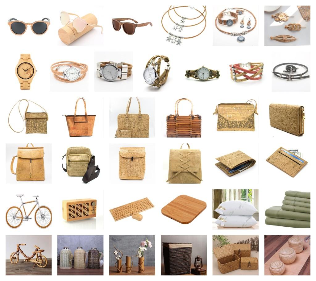 Maraki Cole Product Samples