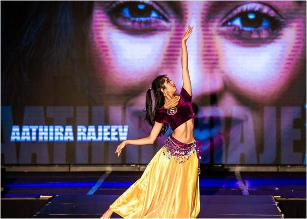 aathira rajeev choreographer