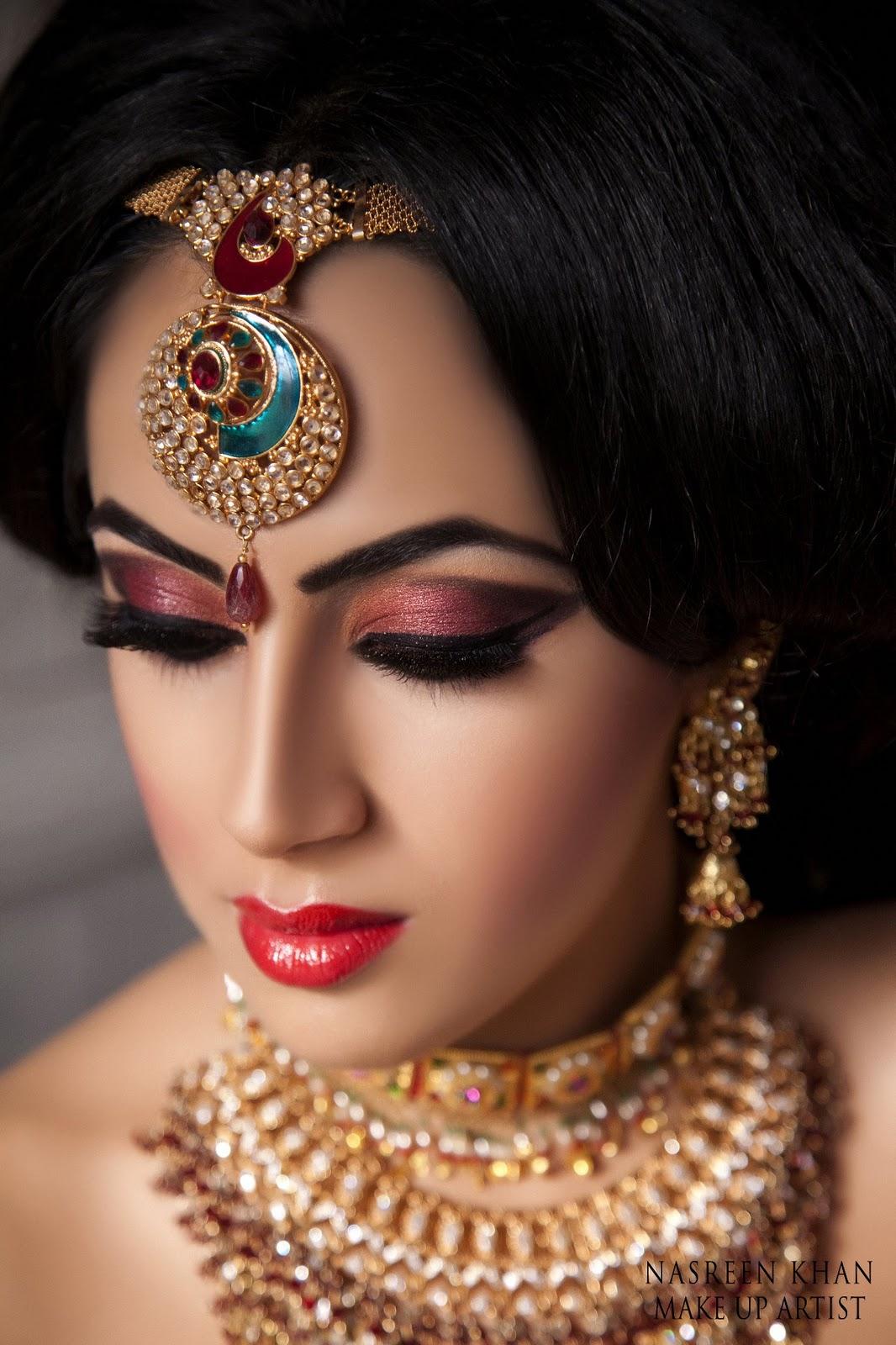 bridal makeup trends - girls mag